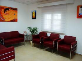 Kıbrıs Tüp Bebek Merkezi - Bekleme Salonu